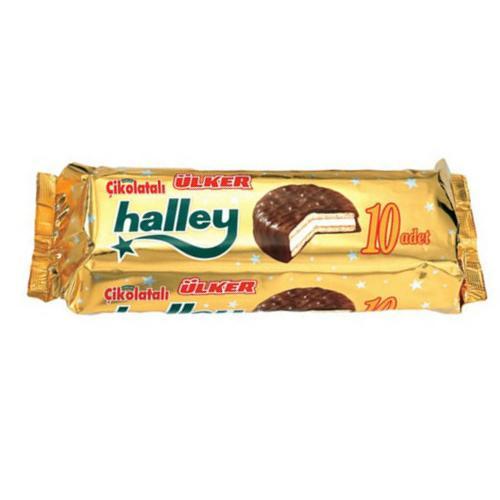 ofix com Ülker halley Çikolatalı bisküvi 20 g x 12 adet